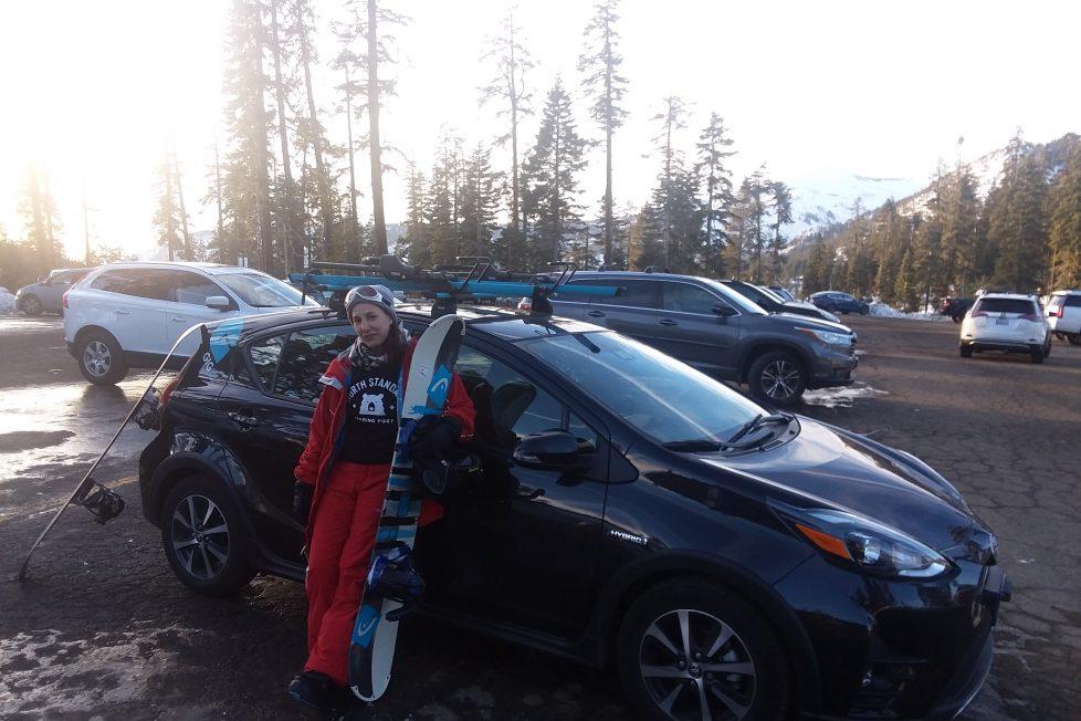 Tahoe - gig - car