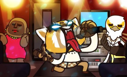 Aggretsuko Anime