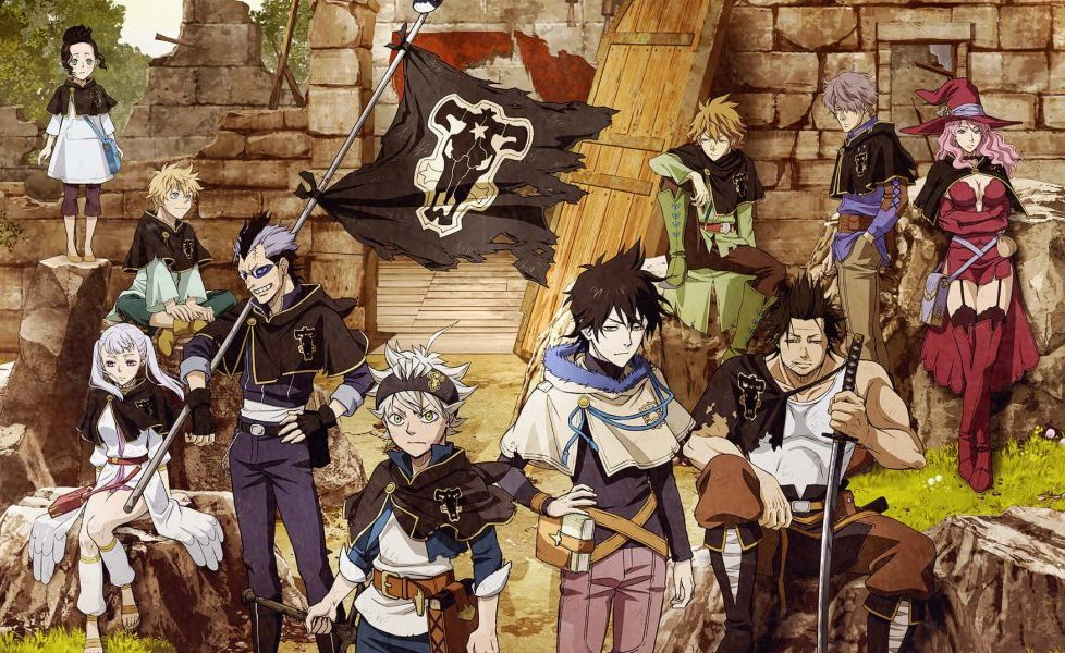 Black Clover Is Worth The Watch - We're Still Cool