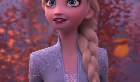 Elsa in Frozen II